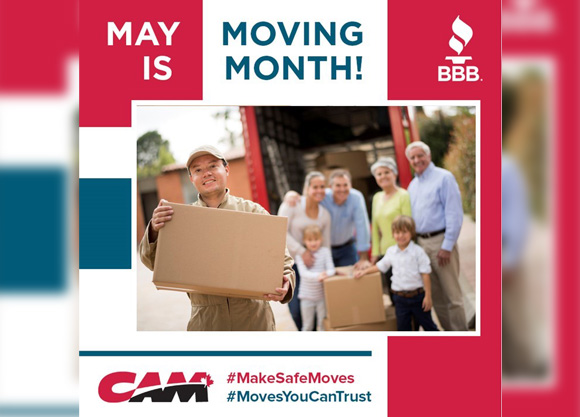 May is Moving Month